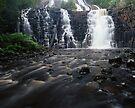 """Dip Falls"" ∞ Mawbanna, Tasmania - Australia by Jason Asher"