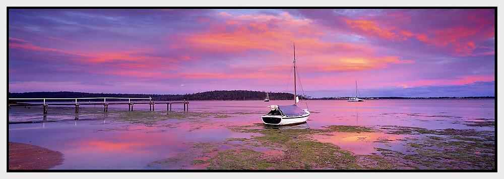 Sailor's Delight, St Helens TAS by Chris Munn