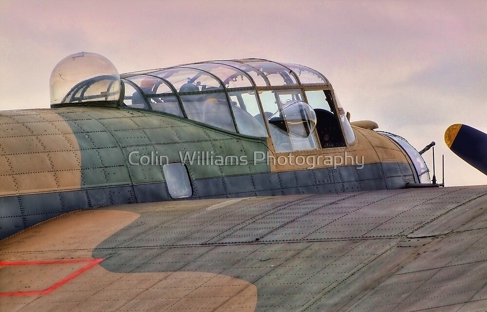 Avro Lancaster - HDR by Colin  Williams Photography