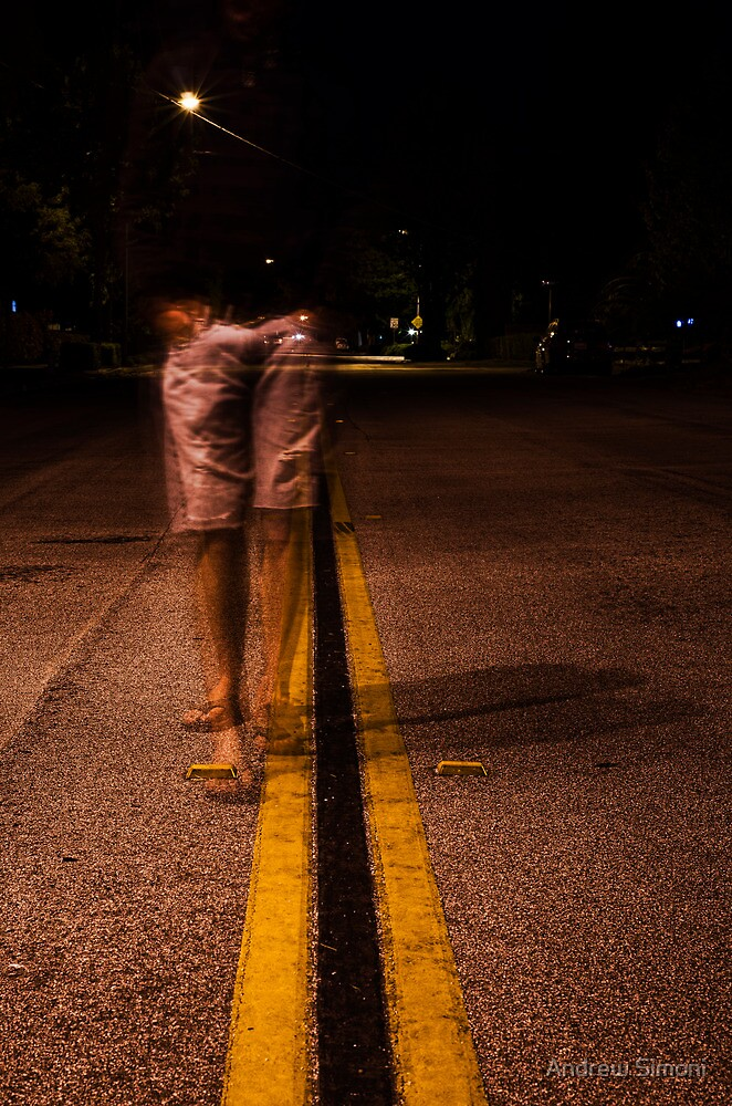 Sleepless in Suburbia by Andrew Simoni