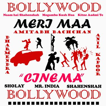 Bollywood by artyrau