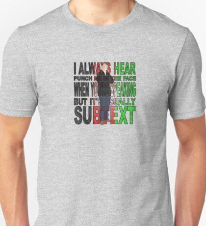 John Watson M.D. T-Shirt