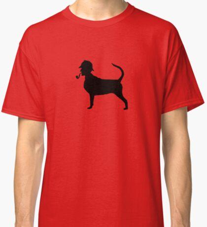 Sherlock Holmes Bloodhound Classic T-Shirt