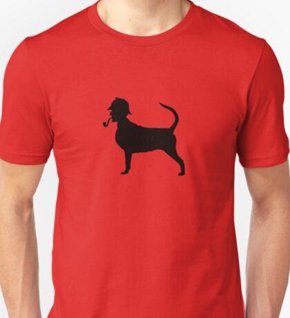 Sherlock Holmes Bloodhound T-Shirt
