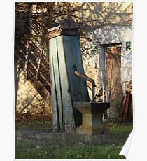 Water Well, Graz, Austria Poster