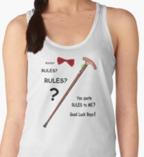 Rules?? Goodluck Women's Tank Top