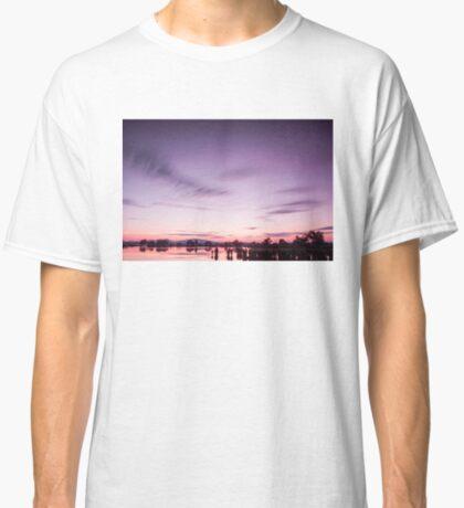 Purple sunset Classic T-Shirt