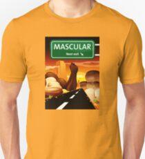 MUSCULAR Summer 2015 - Next Exit T-Shirt