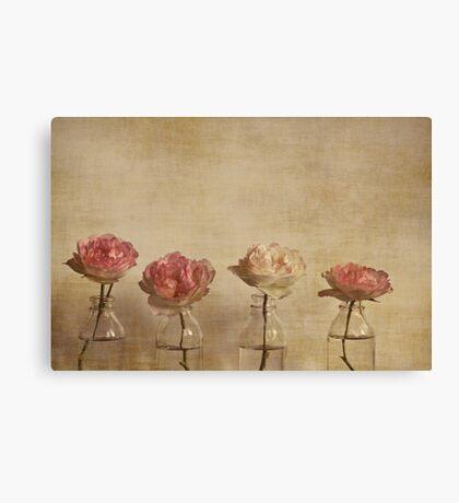Cherished Canvas Print