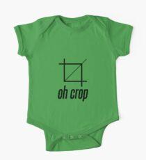Oh Crop Kids Clothes