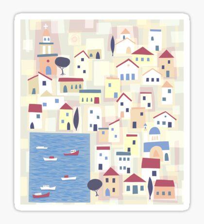 Halki Sticker