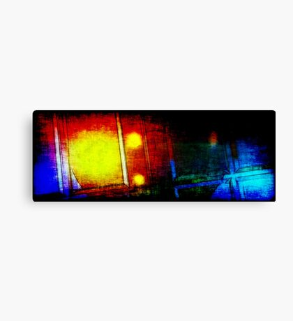 Nomanu #1 - Frames Canvas Print