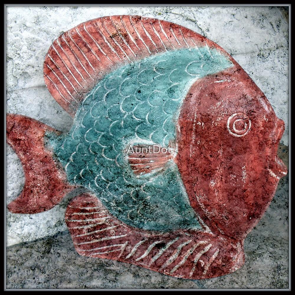 Stone Fish by AuntDot