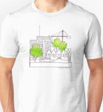 City town Unisex T-Shirt
