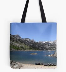 Scenic And Tranquil Tote Bag