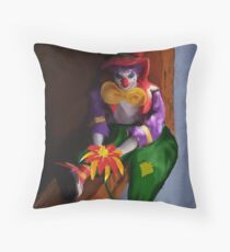 Oh Mabeline! Throw Pillow