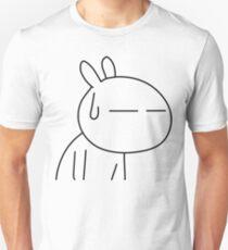 Tuzki 3 - So Tiresome! Unisex T-Shirt