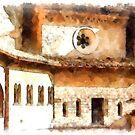 Sacro Speco San Benedetto by Giuseppe Cocco