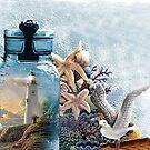 Seascape by Rick Wollschleger