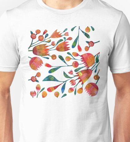 Buds and Flowers T-Shirt