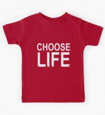 Life Chosen Kids Tee