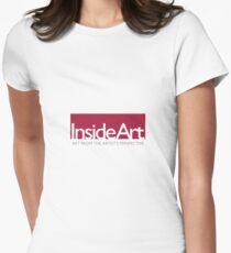 Wearable Inside Art Women's Fitted T-Shirt