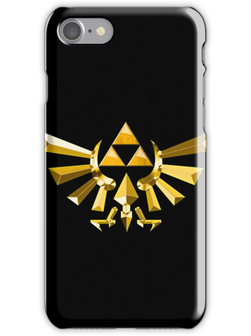 Triforce Of courage  by iPinkly