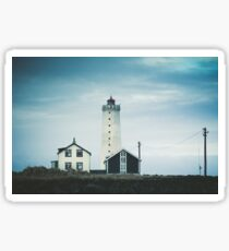 Grotta Lighthouse Sticker