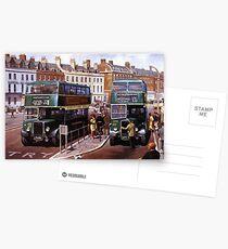Two Bristol Ks at Weymouth. Postcards