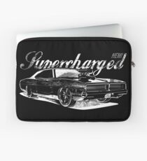 Dodge Charger Supercharged HEMI Laptop Sleeve