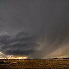 Massive Barrel MesoCyclone! by Jeremy  Jones