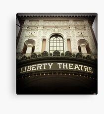 Liberty Theatre (Astoria #1) Canvas Print