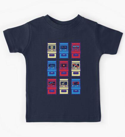 SCI-FI ARCADE Kids Clothes