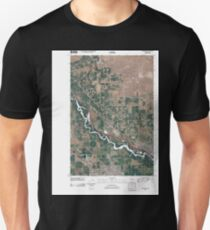 USGS Topo Map Washington State WA Toppenish 20110502 TM T-Shirt