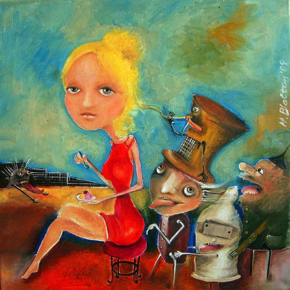Desire by Monica Blatton