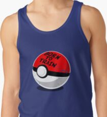 Full Metal Trainer- Pokemon Shirt Tank Top