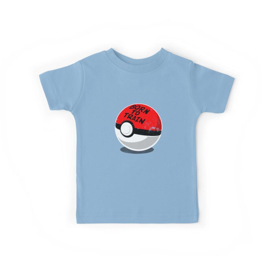 f17cb03d Full Metal Trainer- Pokemon Shirt