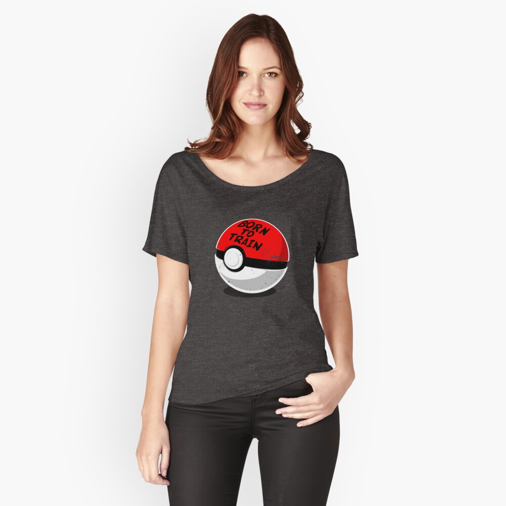 Full Metal Trainer- Pokemon Shirt Relaxed Fit T-Shirt