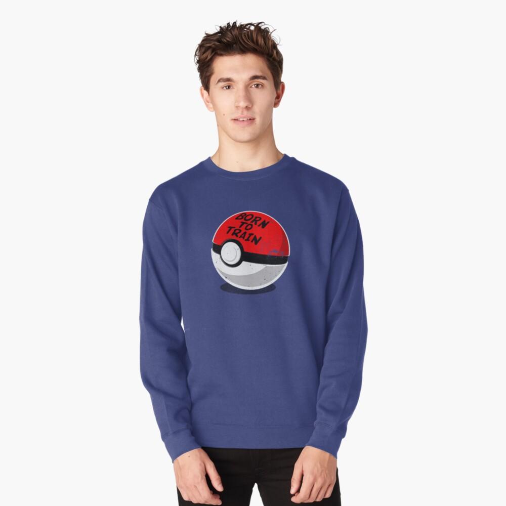Full Metal Trainer- Pokemon Shirt Pullover Sweatshirt