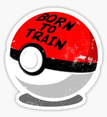 Full Metal Trainer- Pokemon Shirt Sticker