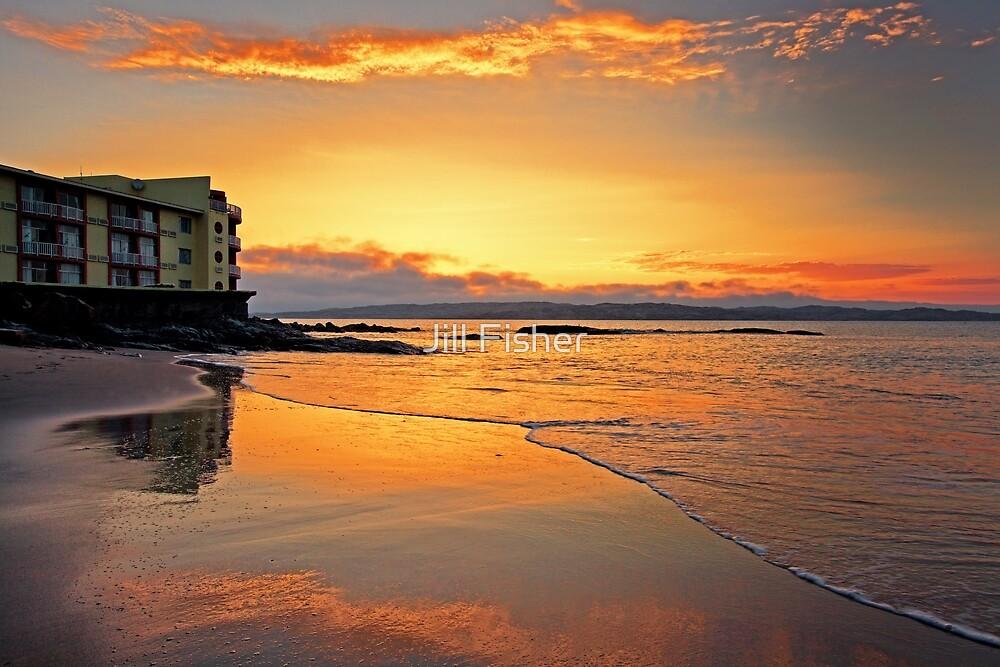 Yellow Sky by Jill Fisher