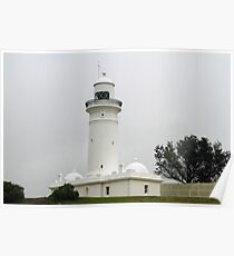 An ordinary lighthouse Poster