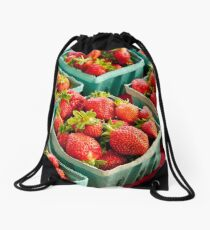 Very Berry Drawstring Bag
