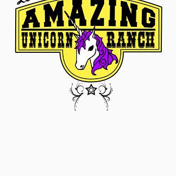 Zoey's Amazing Unicorn Ranch by JerBear