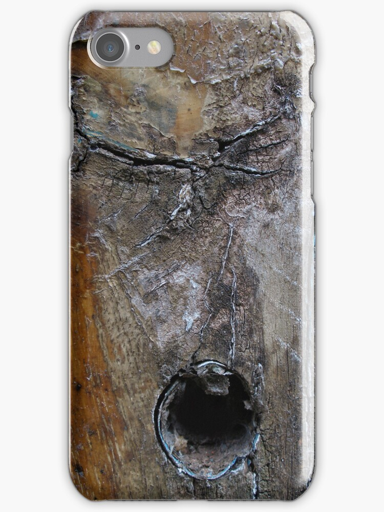 World Pain iPhone/iPod case by Jay Taylor