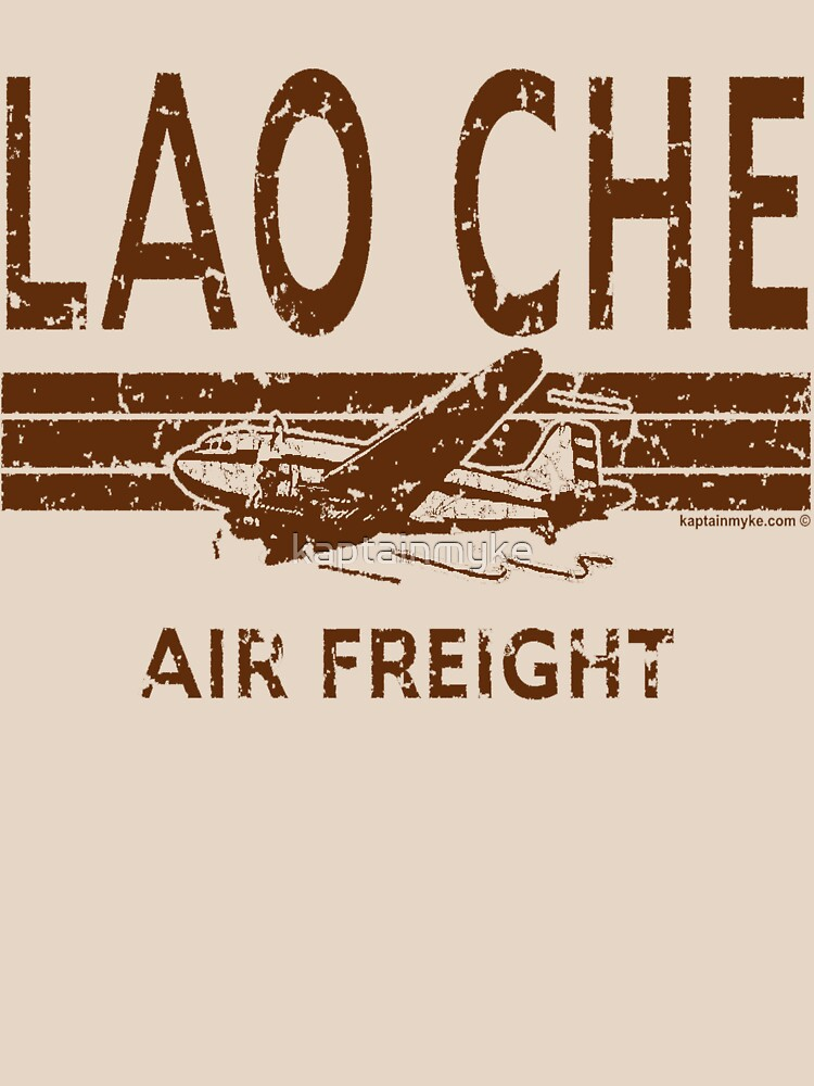 Lao Che Air Freight by kaptainmyke