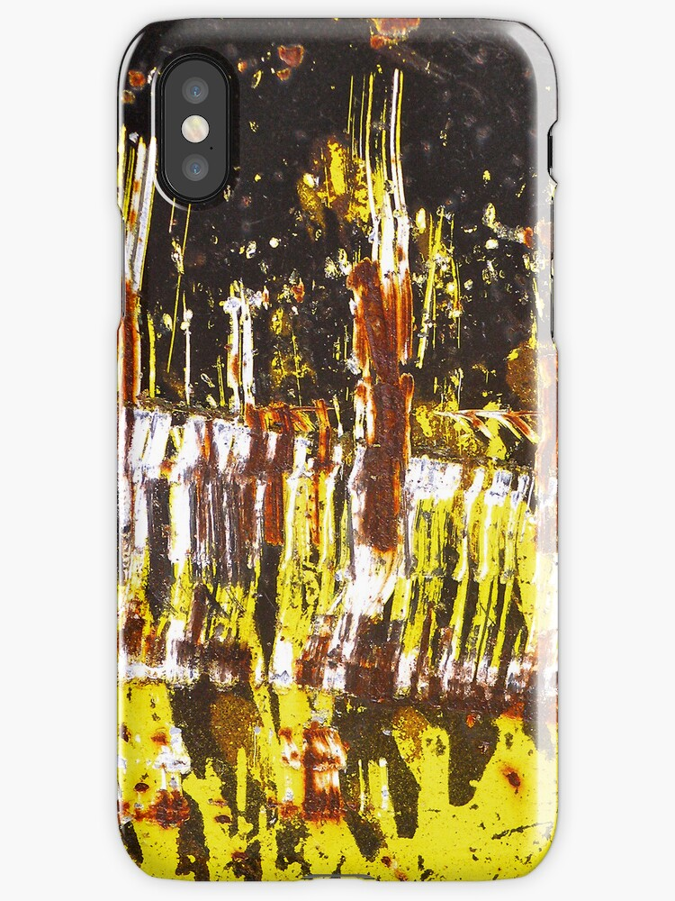 Urban Abstract iPhone/iPod case by Jay Taylor