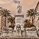 Napoleon  — at Ajaccio (Corsica)  by Smudgers Art