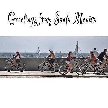 Santa Monica by Degroom