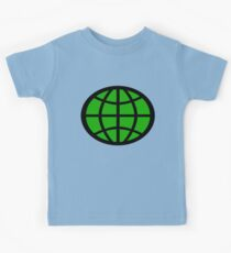 Captain Planet Planeteer Kids Tee
